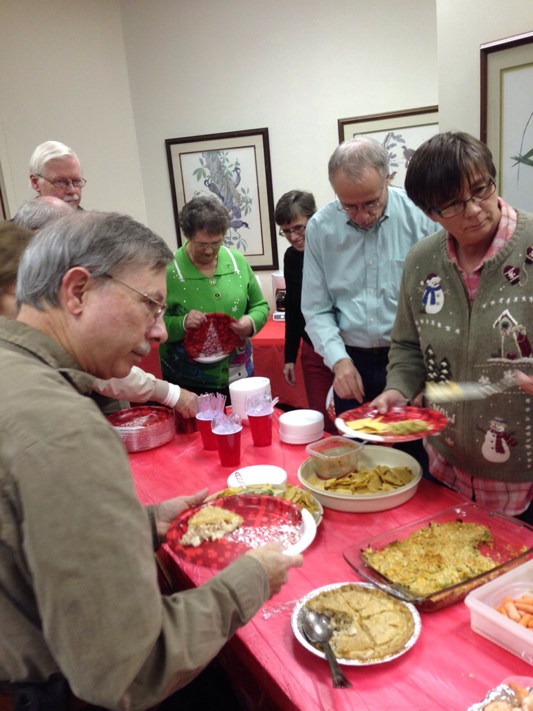 Fas holiday party december 2 at 7 30 pm forsyth astronomical society - Interesting tables capes for christmas providing cozy gathering space ...